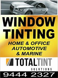 Car Window Tinting at Crazy Prices... Osborne Park Stirling Area Preview