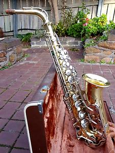 Yamaha alto saxophone Blackmans Bay Kingborough Area Preview