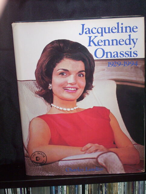 Jacqueline Kennedy Onassis 1929-1994 by Charles Lawliss HCDJ