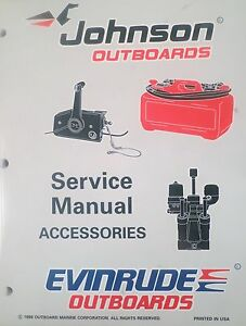 johnson outboard repair manual ebay autos post. Black Bedroom Furniture Sets. Home Design Ideas