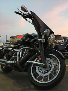 2008 Yamaha Roadliner XV1900 Midnight