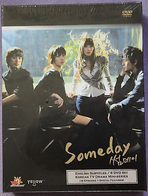 Someday  YA Entertainment Korean DramaBox Set R1 NR for sale  Grand Forks