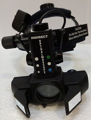 New Optometry Instrument Binocular Indirect Ophthalmoscope Lab Life Science