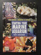 Starting Your Marine Aquarium Fish Keeping and Breeding ...