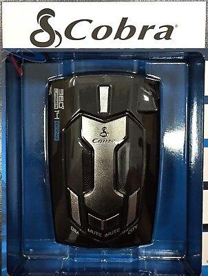 Laser Radar Detector Best Police Scanner Cop Cobra For Cars Kit Mount 360