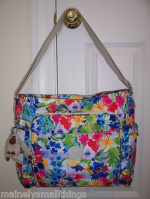 NWT Kipling KYLER Large Baby Diaper Tote Bag Picnic in the Park TM5330