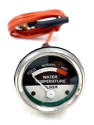 Temperature Gauge - Oliver Oc-4 Series B Oc-9 Oc-96 Other Crawlerdozerloader
