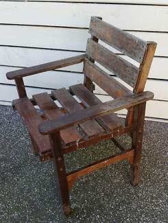 Outdoor timber Chairs