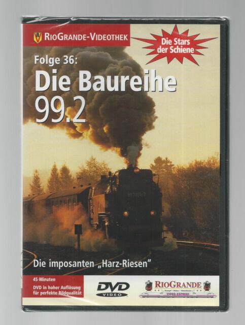 Stars der Schiene Folge 36  Die Baureihe 99.2