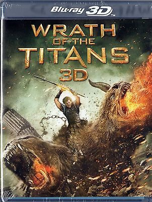 Wrath of the Titans (Blu-ray 3D + 2D)    BRAND