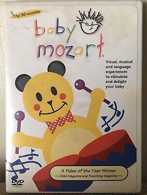 Disney - Baby Einstein - Baby Mozart - DVD