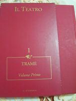 Libro Il Teatro - Trame - Volume Primo Collana Il Giornale 392 Pagine -  - ebay.it
