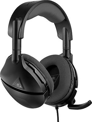 Turtle Beach - Atlas Three Wired Stereo Gaming Headset for PC - Black