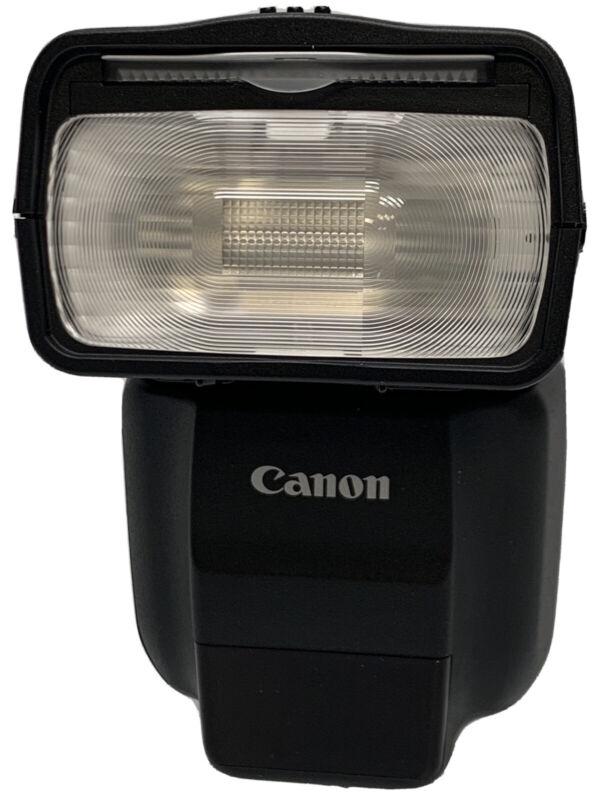 Canon Speedlite 430EX III-RT External Camera Flash