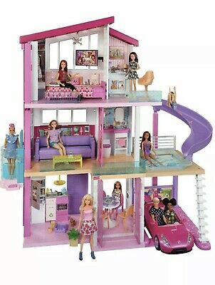Barbie Dreamhouse Dollhouse with Pool, Slide and Elevator Brand New In Box