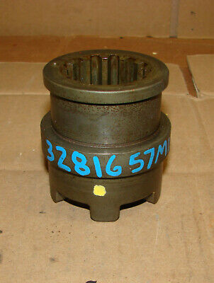 3281657m1 Massey Ferguson 1020 205-5 Differential Lock Left Clutch Coupler