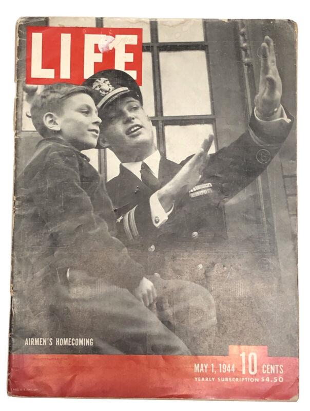 LIFE Magazine 1944 Airmen