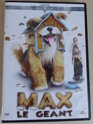 !!! DVD - MAX LE GÉANT - FR/EN !!!