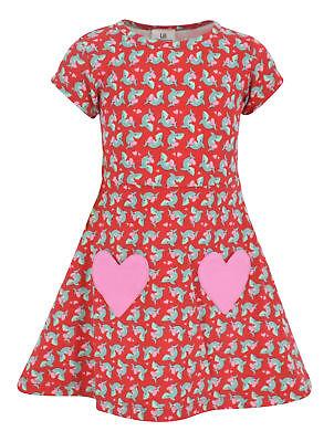 Girls Valentine's Day Shark Dress Outfit](Girls Valentine Dresses)