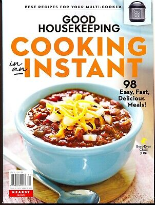 Cooking In An Instant Best Recipes For Your Multi-Cooker 2020-Good