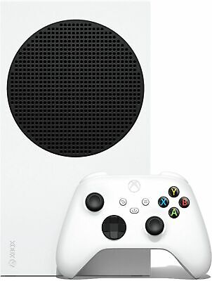 Microsoft Xbox Series S 512 GB All-Digital Console (Disc-free Gaming) White!!!