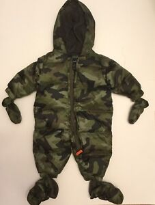 Baby Gap Snowsuit BNWOT 6-12 ms