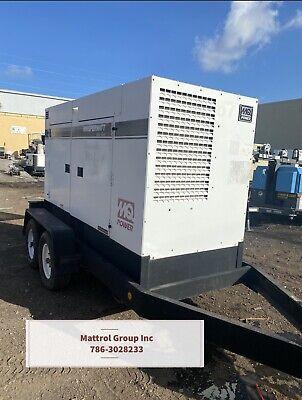 2013 Multiquip Diesel Generator 125 Kwa