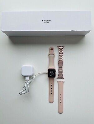 Apple Watch Series 3 38mm Rose Gold (GPS)