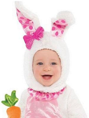★ Amscan Hase Hasenkostüm Rabbit KinderKostüm Plüsch Kanichen - Osterhasen Kostüme Kinder