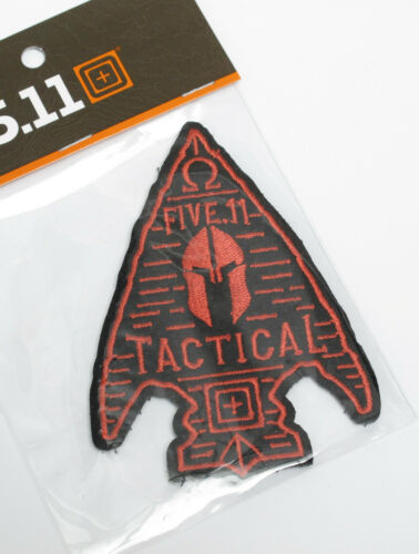 5.11 TACTICAL *** SPARTAN ARROWHEAD *** MORALE PATCH ~ AWESOME !!!