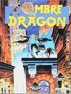 BD prix réduit  L'ombre du dragon Agorma