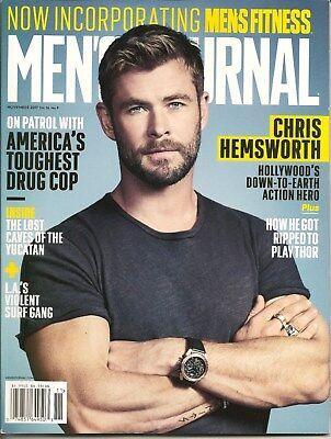 Chris Hemsworth Mens Journal