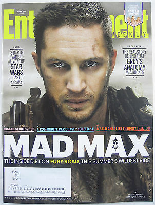 Entertainment Weekly  1361 Mad Max The Inside Dirt On Fury Road   May 1  2015