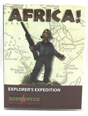 North Star Africa  Set1 Explorers Expedition White Men Colonial British Congo