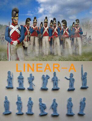 1:72 FIGUREN 270 Bavarian Infantry at Ease - STRELETS
