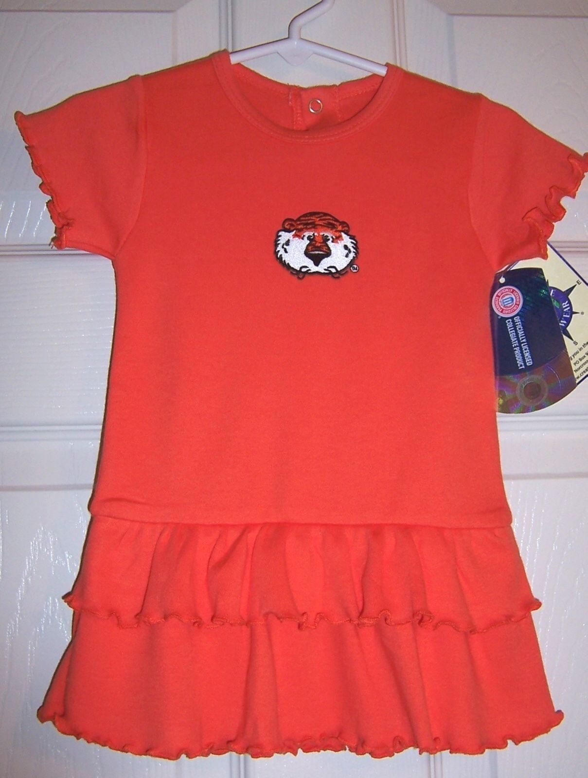 nwt officially licensed auburn university dress by