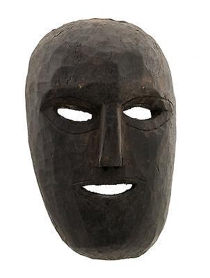 Mask Nepal of L'Himalaya Shaman-Face Human Tribale 9476 W3