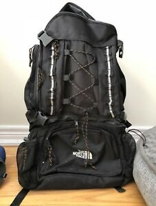 SELLING large North Face Backpack