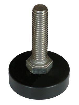 8 Pc Machine Leveling Mountsfeetpads Stainless Steel 12-13 X 2 Thread