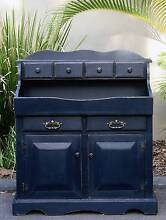 Beautiful navy cabinet/hutch Robina Gold Coast South Preview