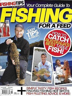 Fishing Tips Magazine Australia's Best Fish Tasty Recipes Find Hot Spots