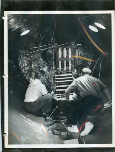 NASA AERONUTRONIC PROJECT MERCURY orig. photos documents specs ONBOARD COMPUTERS