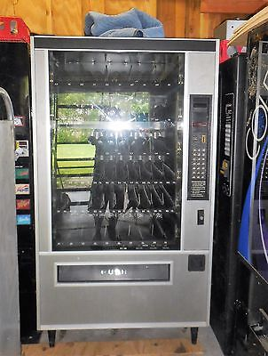 Usi 3015a Snack Vending Machine Dual Spiral 5 Wide 39 Select Multi Price Dba Gum