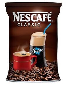 Greek Nescafe Frappe Ice Coffee Classic 200g