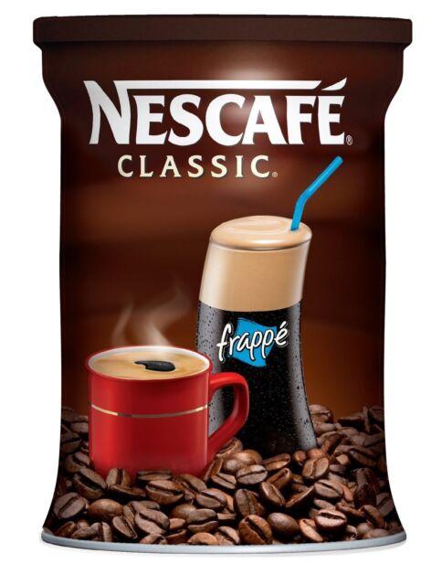 Greek Nescafe Frappe Ice Coffee Classic 200g