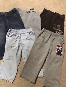 2 years old pants lot $5