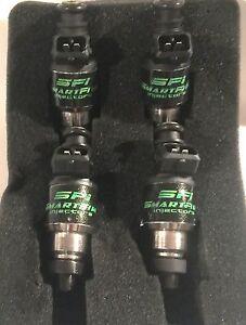 4 750CC INJECTORS rx7 Civic Integra ACURA ALL D B F H K R SERIES ENGINES ZC VTEC