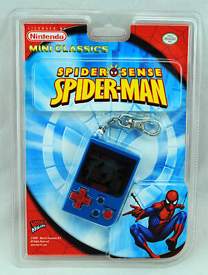 Nintendo GAME & WATCH Mini Classics SPIDER-MAN (Spider sense) NEUF SOUS BLISTER