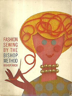 Fashion Sewing Bishop Method Vintage Sewing Book