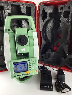 Leica Tcrp1205 R400 5 Robotic Total Station Reconditioned Financing